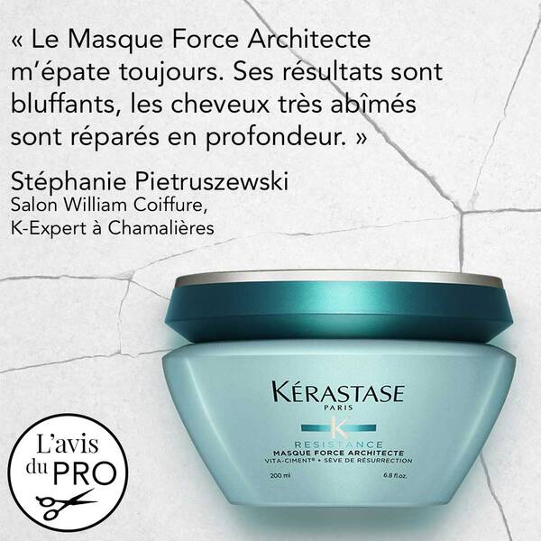 Masque Force Architecte